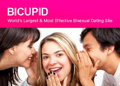 BiCupid.com - the best bisexual dating site!