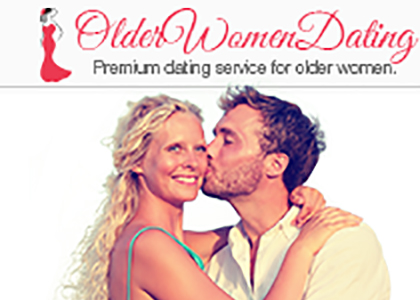 OlderWomenDating.com - the best cougar dating site!